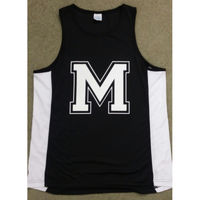 MBC MEN'S Cool Contrast Vest Thumbnail