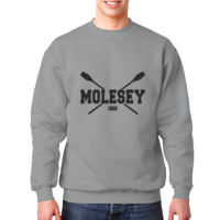 MBC Crew Neck Sweatshirt - Grey Thumbnail