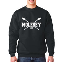 MBC Crew Neck Sweatshirt - Black Thumbnail